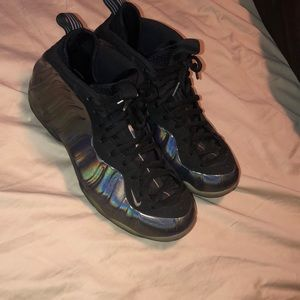 """Nike Air Foamposite One """"Hologram"""" size 12"""